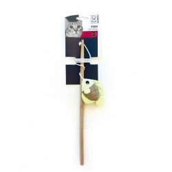 Cat Toy Fish Cat Wand