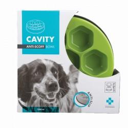 Dog Bowl Anti  Scoff Cavity Bowl
