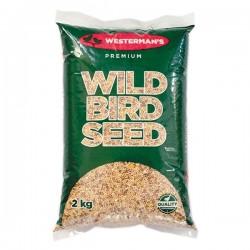 Wild Bird Seed 2Kg