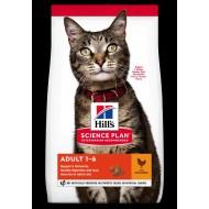 Hills Science Plan feline adult chicken 7kg