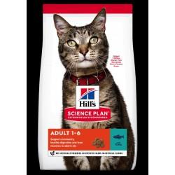 Hills Science Plan feline adult Tuna 7kg