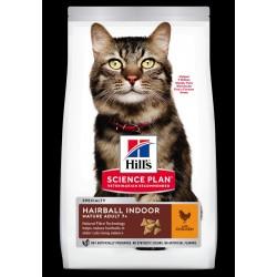 Hills Science Plan feline indoor and mature 2.5kg