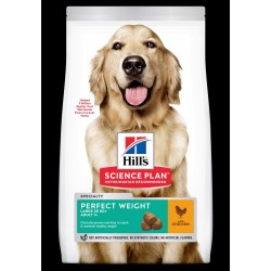 Hills Science Plan Adult Perfect Weight chicken large breed 12kg