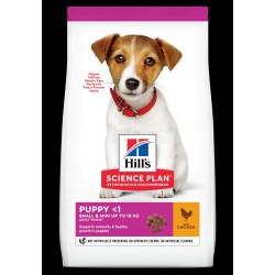 Hills Science Plan puppy chicken mini 3kg