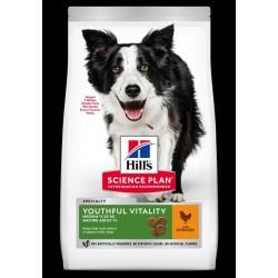 Hills Science Plan Youthful vitality medium breed 12kg
