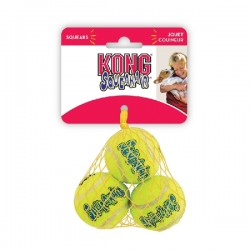 Kong Air Squeaker Balls Small