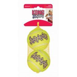Kong Air Squeaker Balls Lrg X2