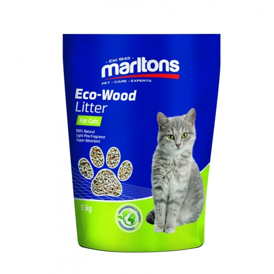 Cat Litter Eco Cat 2.5Kg