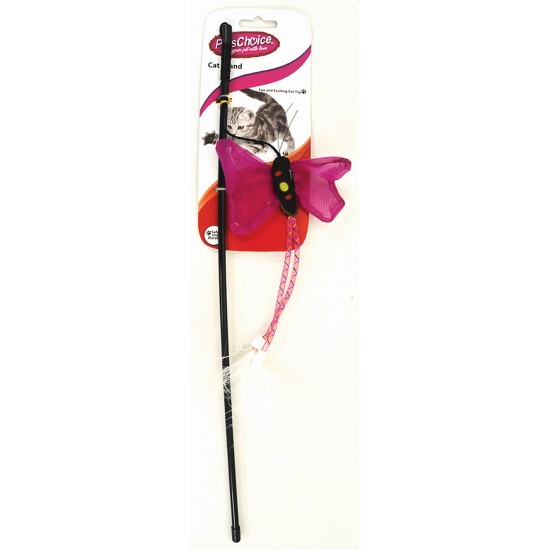 Cat Toy Pets Choice  Cat Wand