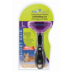 Furminator Cats brush short hair