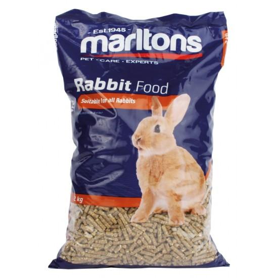 Marltons Rabbit Pellets 2Kg