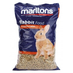 Marlton Rabbit Pellets 4Kg