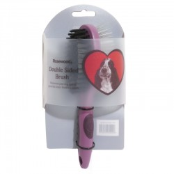Rosewood Brush D.Sided Grooming Salon large