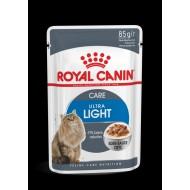 Royal Canin Ultra Light pouch gravy 85G