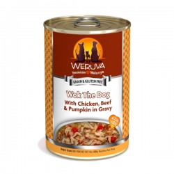 Weruva Tin Wok The Dog 400G